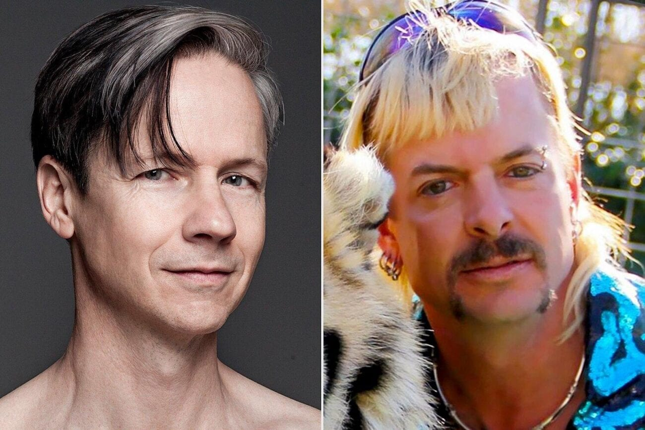 John Cameron Mitchell is now Joe Exotic. Journey through his career from Hedwig to his work as a director behind-the-scenes.