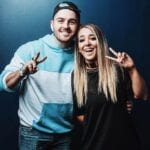 Hey, beech. YouTubers Jenna Marbles & Julien Solomita are engaged! Join us as we celebrate the YouTube couple's announcement.