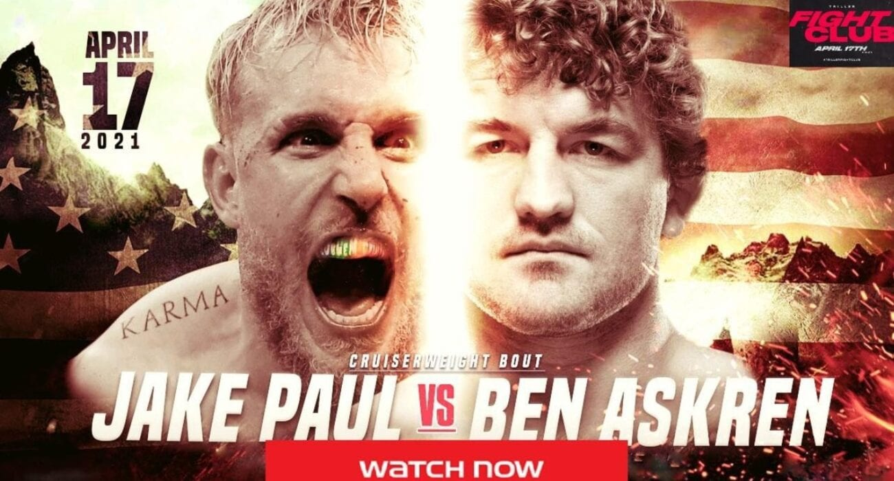 Jake Paul is gearing up to face Askren in the ring. Find out how to live stream the boxing match online for free.