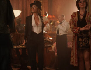 Are your dancing shoes ready? Because 'Tango Shalom' starring Judi Beecher is going to make you move! Check out the American actress's latest comedy film.