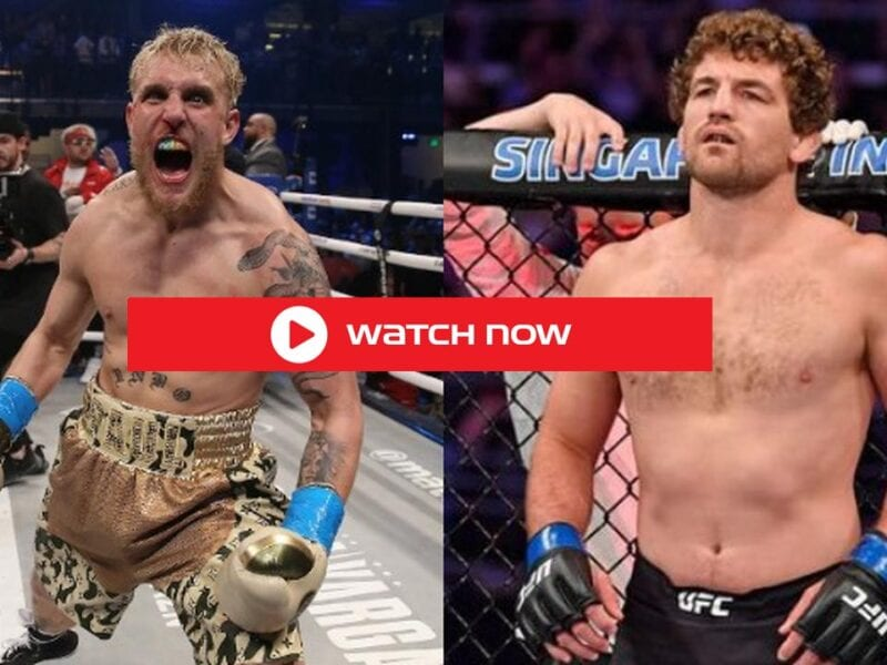 Jake Paul is ready to face Ben Askren. Find out how to live stream the boxing match online for free.