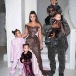 It's all for the kids; Kanye West is requesting joint custody of the kids he shares with Kim Kardashian. Find out all the details about their divorce here.