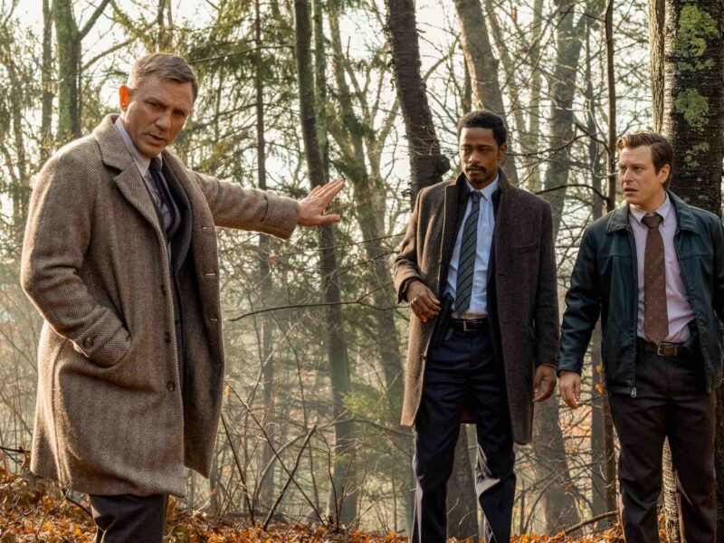 Why did Rian Johnson decide to take 'Knives Out' to Netflix? Delve into why the director though that a streaming service was better over theatre release.