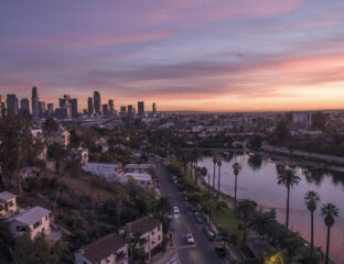 Los Angeles was just hit with another earthquake in the morning today. Why are there so many earthquakes in Los Angeles right now? Find out why here.