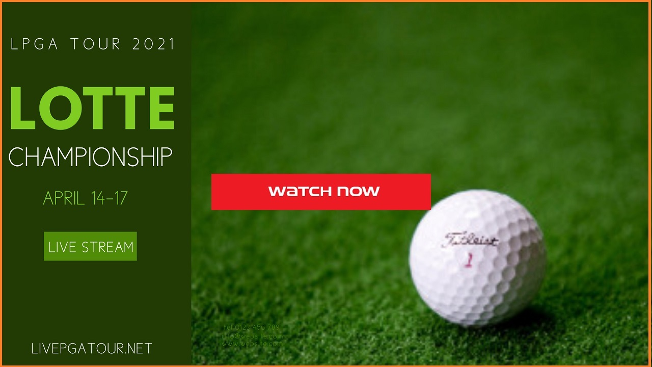 The LOTTE Championship 2021 has officially begun! Here's how you can watch the golfing tournament via this Reddit live stream.