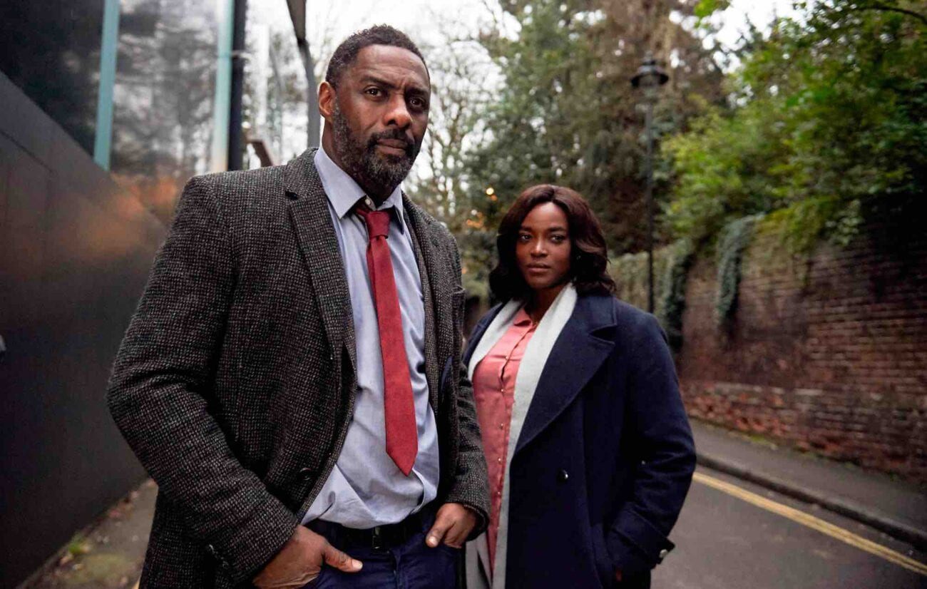 "Idris Elba in 'Luther' is not ""Black enough"" according to BBC's diversity chief. Dive into the Internet's response to this *stupid* comment."