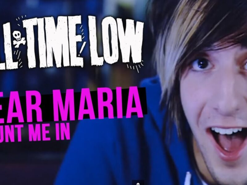 Remember the emo anthem 'Dear Maria, Count Me In' by All Time Low? It turns out Maria is actually a real person. Find out who inspired the hit song here.