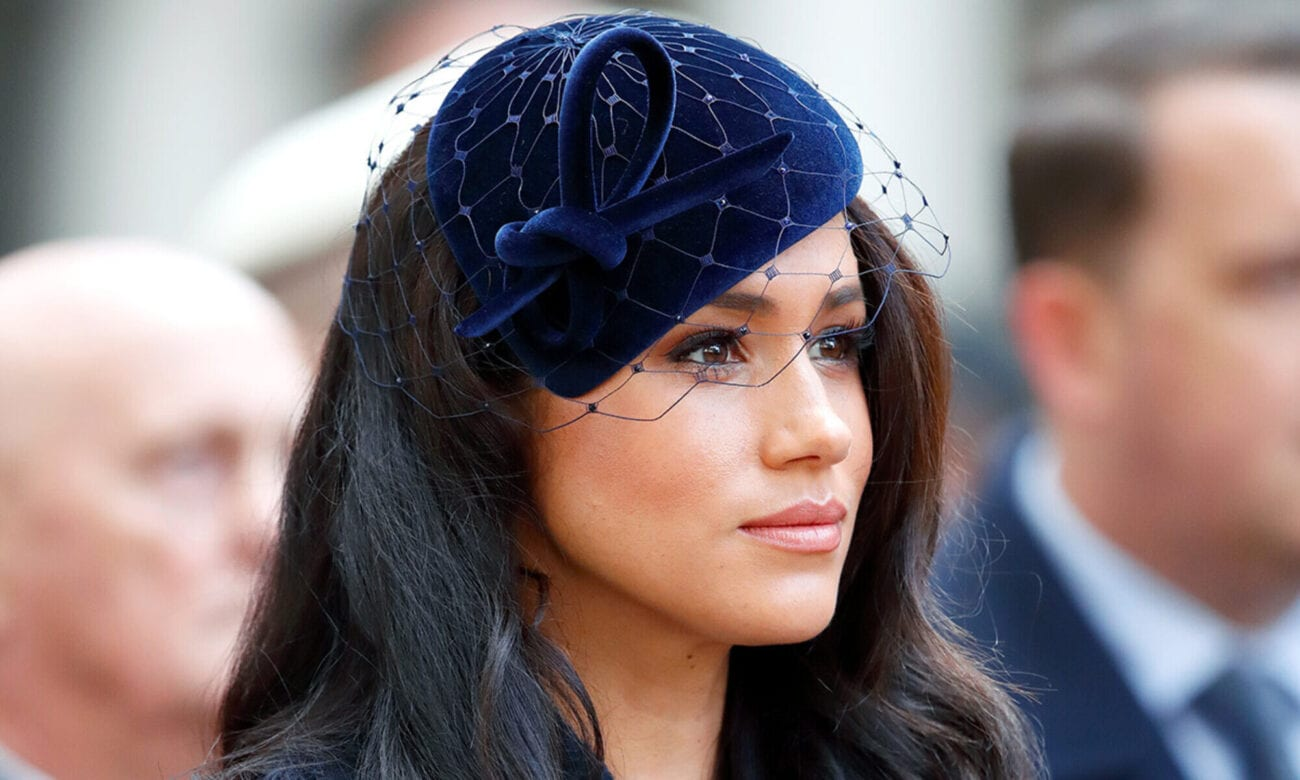 Have you heard the news? Meghan Markle is staying in the U.S. with Archie and will not attending Prince Philip's funeral. Here's what's happening.