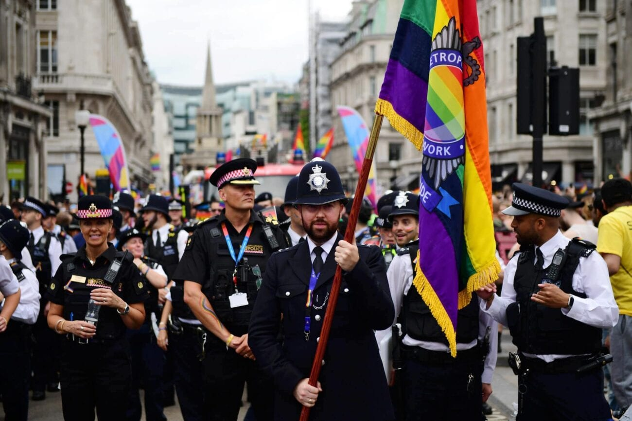 The Metropolitan Police are currently in hot water, as it has just been revealed they might be hiring neo-Nazis. Here's what we know about the situation.