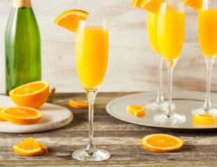After this year, we think we all need a drink. Luckily, we poured through the internet and found some fresh mimosa recipes for you to try this summer.