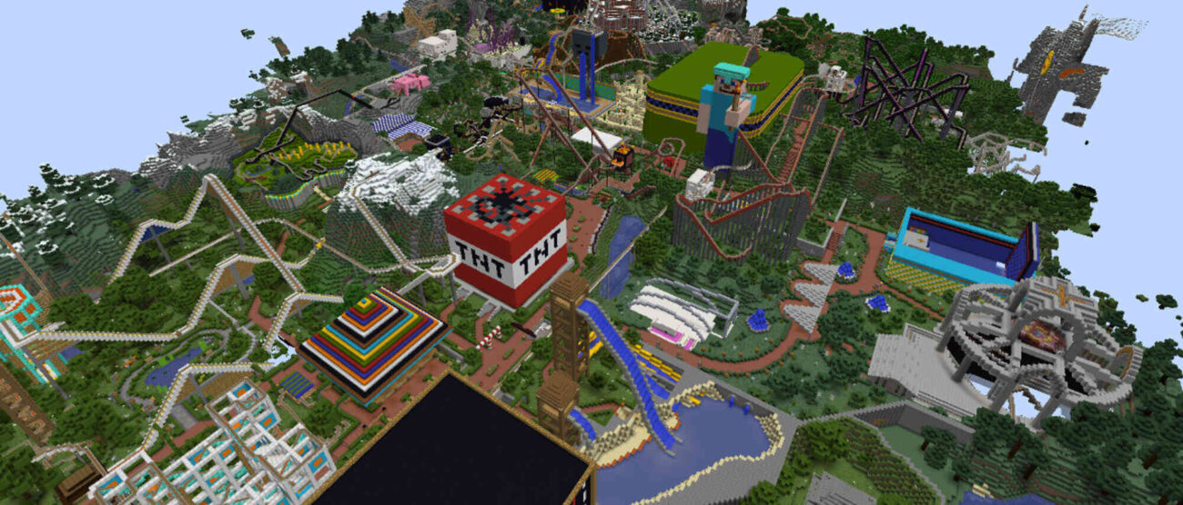 Do you think you've built all the possible Minecraft building ideas out there? Well, think again. Check out these assume projects to try out here.