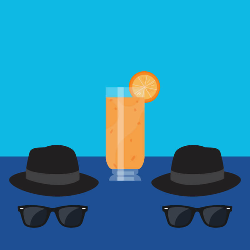 These ten drinks are as iconic as the movies they come from. But can you recognize them just by a few pictures? Take a look and see how many you get right!