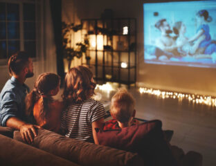 You could never go wrong with a movie night, so let's have one with the whole family! Grab the snacks and check out these all-time classic PG movies.