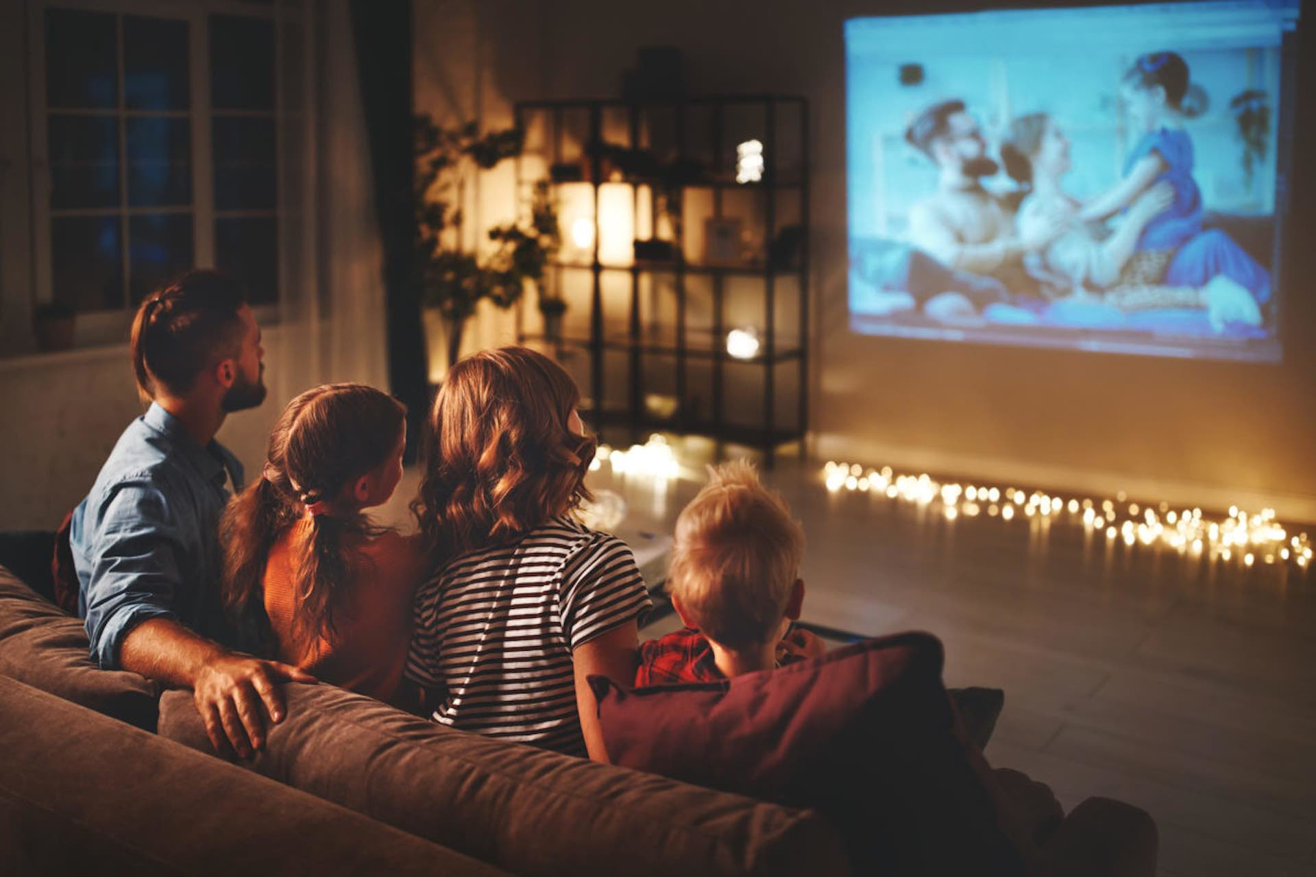 You can never go wrong with a movie night, so let's have one with the whole family! Grab the snacks and watch these all-time classic PG movies.