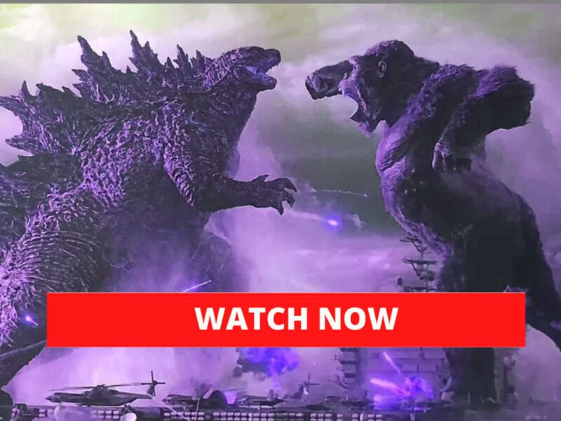 'Godzilla vs Kong' is here. Find out how to watch the movie for free on 123movies.