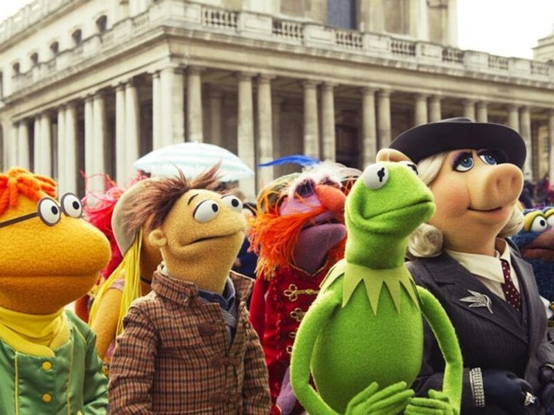 Play the music and light the lights, because the whole Muppet gang is here. Check out all of the movies starring our favorite gang, The Muppets!
