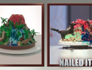 Want to work on your baking skills? Let's grab our spatulas and fire extinguishers as we dive into the best and worst cakes from 'Nailed It!'.