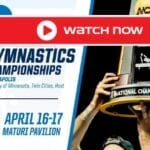 NCAA Gymnastics National Championship is finally here. Find out how to live stream the NCAA event on Reddit for free.