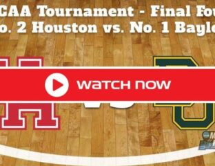 Houston is gearing up to face Baylor. Find out how to live stream the NCAA event online for free.