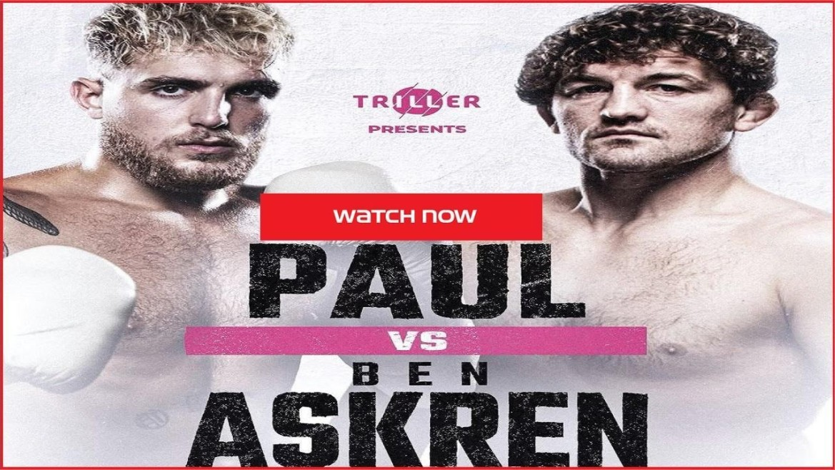 Jake Paul is going to try and defeat Ben Askren in the ring. Find out how to live stream the boxing match online for free.
