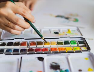 Paint by Number has a ton of social and cognitive benefits. Check out some of the Paint by Number projects here.