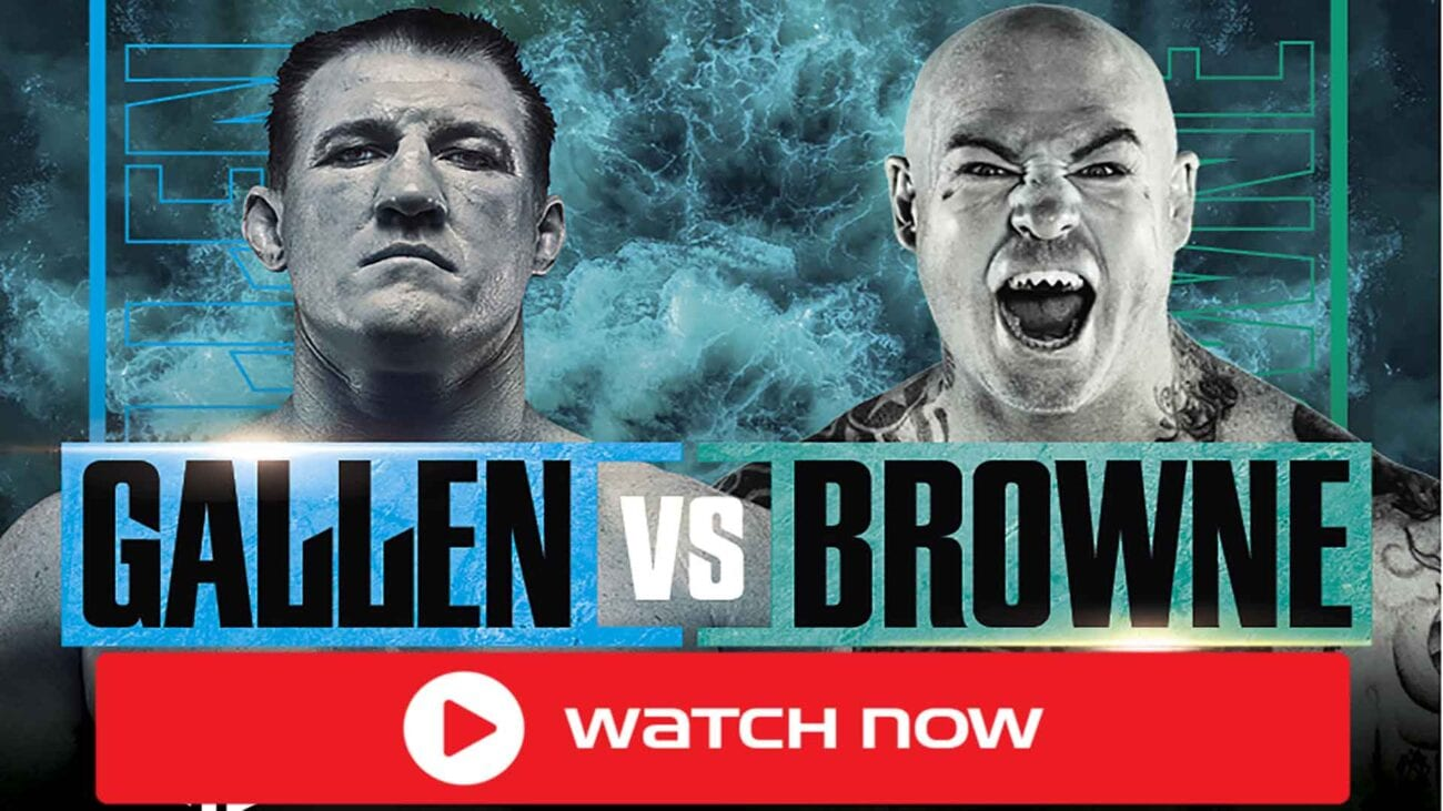 Paul Gallen is gearing up to face Lucas Browne in the ring. Find out how to live stream the boxing match for free online.