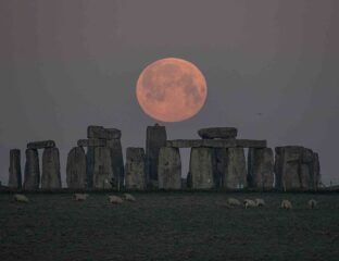 We've had our first supermoon of 2021, everyone! Stare in awe at some of the gorgeous shots of last night's pink supermoon.