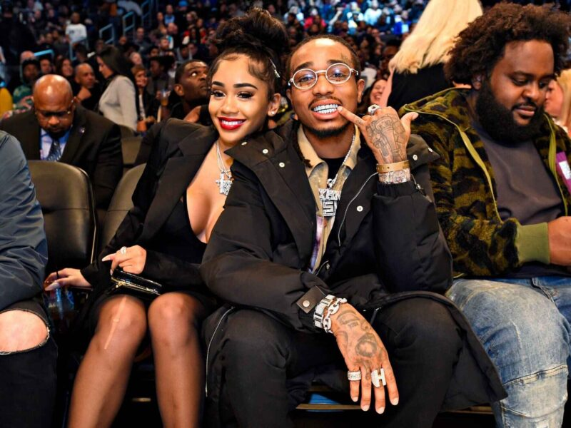 Saweetie and Quavo have both spoken out about the disturbing video where the two got in a physical altercation. Find out what the rappers had to say here.