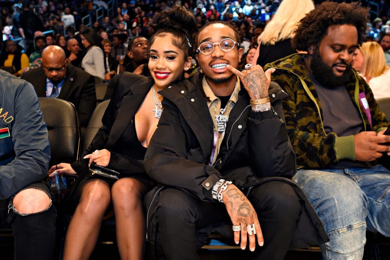 Quavo is the talk of the town this week after a video of him and his ex, Saweetie, getting in a physical fight. Will his net worth change?