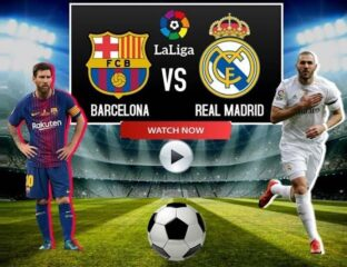 The match between Real Madrid vs Barca Stream in La Liga named as El Clásico is starting soon. Watch the live stream here.
