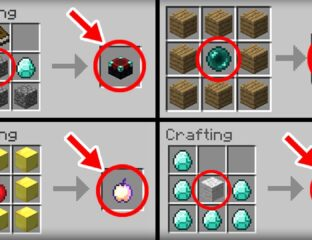Gaming is a hobby that's beloved by so many, and it's easy to see why! If you're looking for something fun, come check out these recipes in Minecraft.