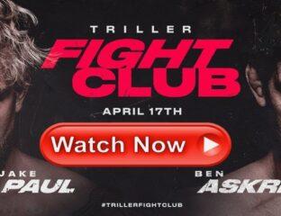 MMA Saturday night fight Jake Paul vs Ben Askren live stream: How to watch boxing reddit via live online stream anywhere.