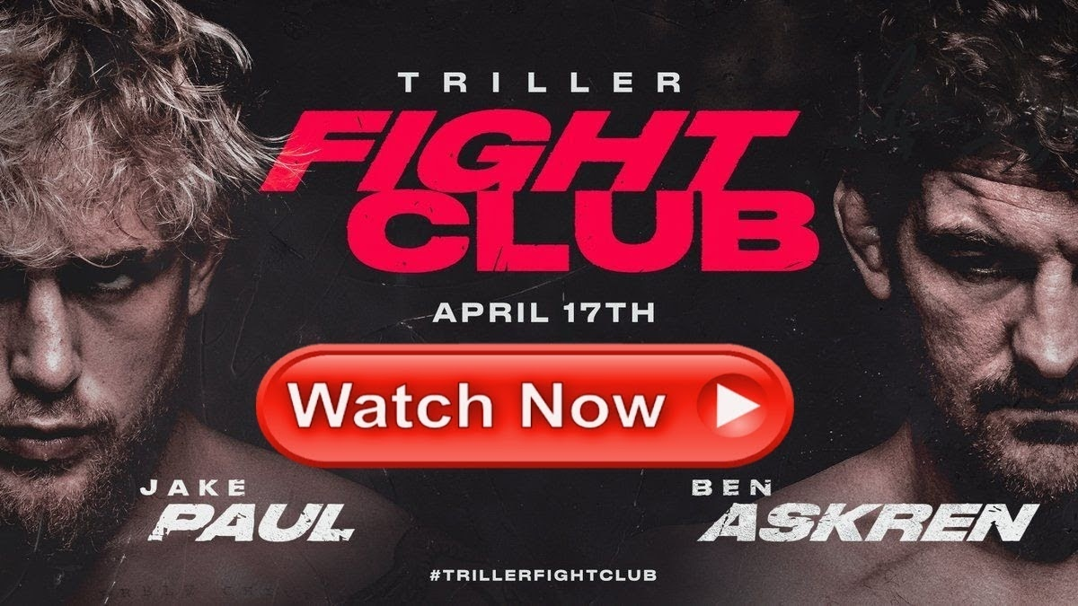 MMA Saturday night fight Jake Paul vs Ben Askren live stream: How to watch boxing reddit via live online stream anywhere.