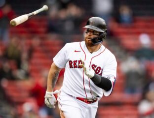 Ready to see the Red Sox go yellow? Check out the new game uniforms that the team is donning for Patriots Day.