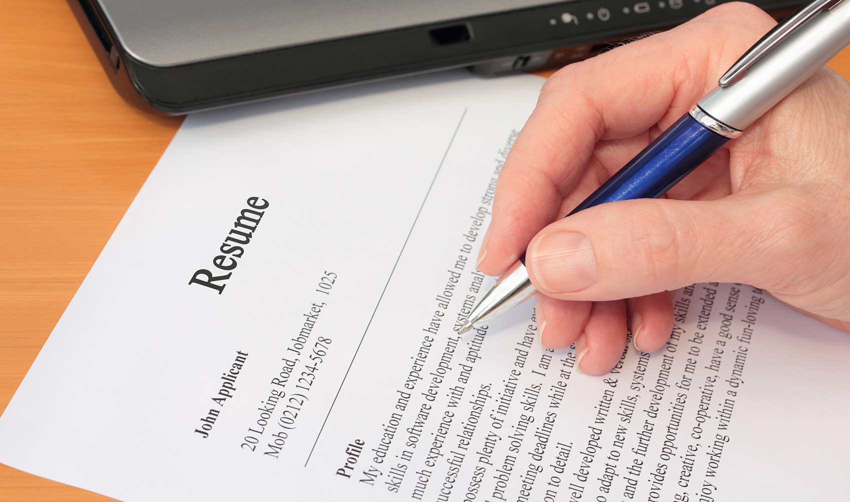 If you're trying to get into the film industry, you'll notice resume writing works a bit differently here. Check out our guide to writing a resume for film.