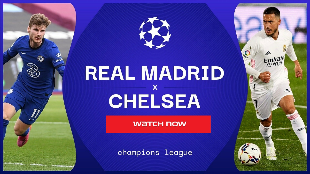 Real Madrid is gearing up to face Chelsea. Find out how to live stream the anticipated soccer match online for free.