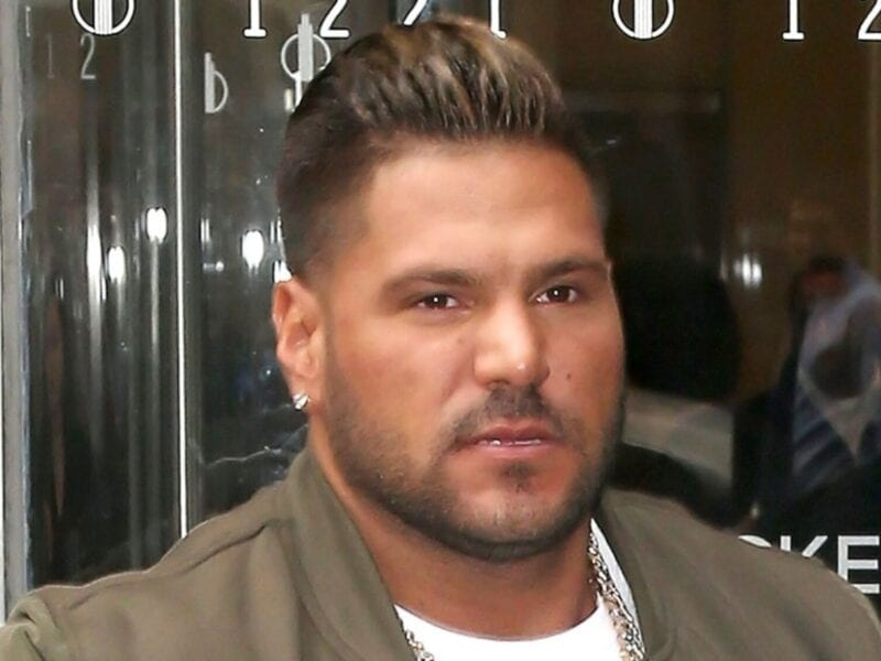 Ronnie Ortiz-Magro, known for his role in 'Jersey Shore', was arrested. Read about the former reality star's history of being in trouble with the law here.