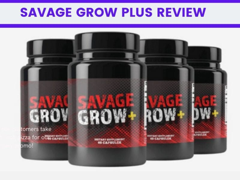 Savage Grow Plus is a health supplement that has grown in popularity. Find out whether it's legit with our reviews.