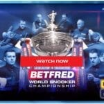 If you're looking for where to watch the 2021 World Snooker Championship, here's all the places to stream the event.