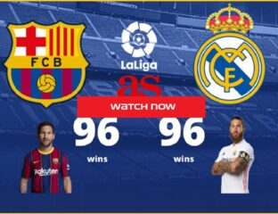 The result of the upcoming El Clasico may have serious implications in this year's La Liga title race. Here's how to watch the live stream on Reddit.