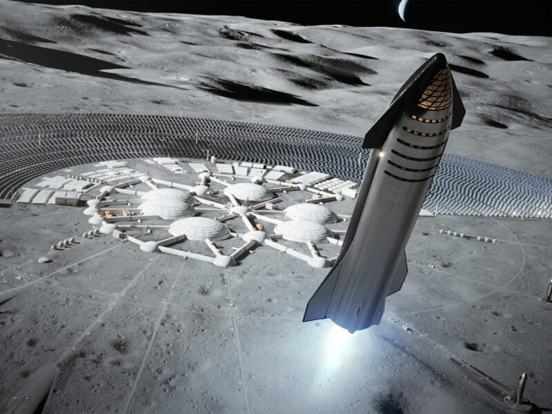 The last time humans set foot on the Moon was December 11, 1972. Explore NASA's deal with SpaceX and its owner.