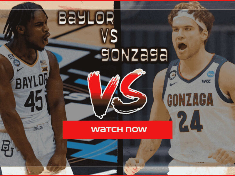 The NCAA Tournament Championship is still going strong! Here's where to watch Gonzaga vs Baylor live.