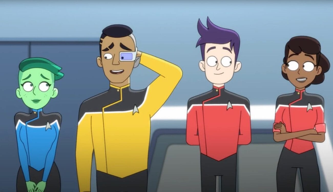 Paramount+ is home to 'Star Trek: Lower Decks' but can also feed your nostalgic bug. Browse through these shows and add them to your binge watch list!