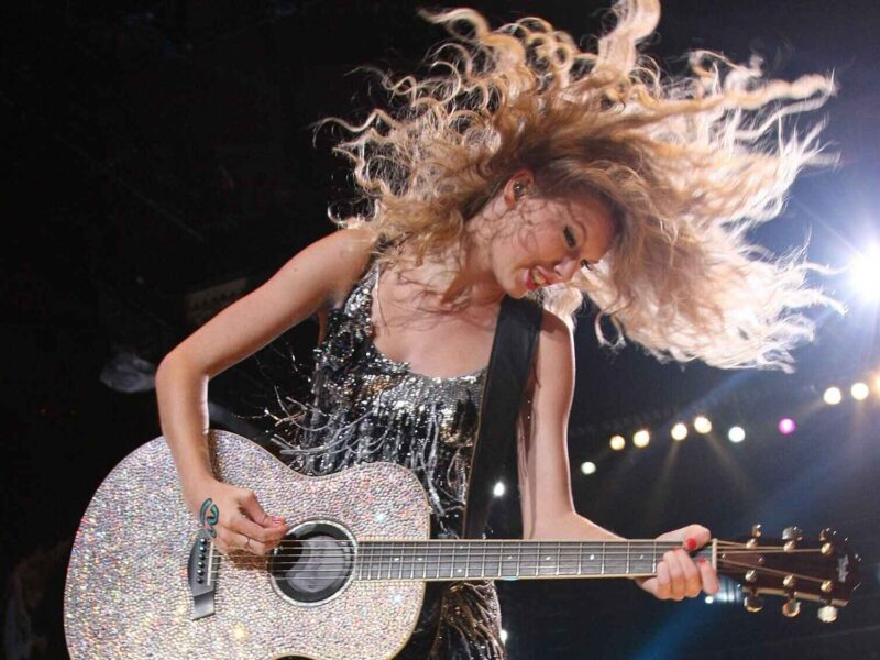 Taylor Swift just dropped the re-release of her iconic 2008 'Fearless' album, and we're absolutely obsessed. Check out all the most hilarious memes here.