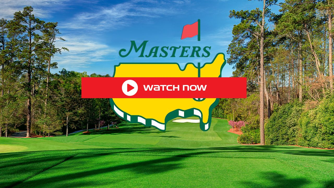 Masters 2021 is finally here. Find out how to live stream the major golf event online for free.