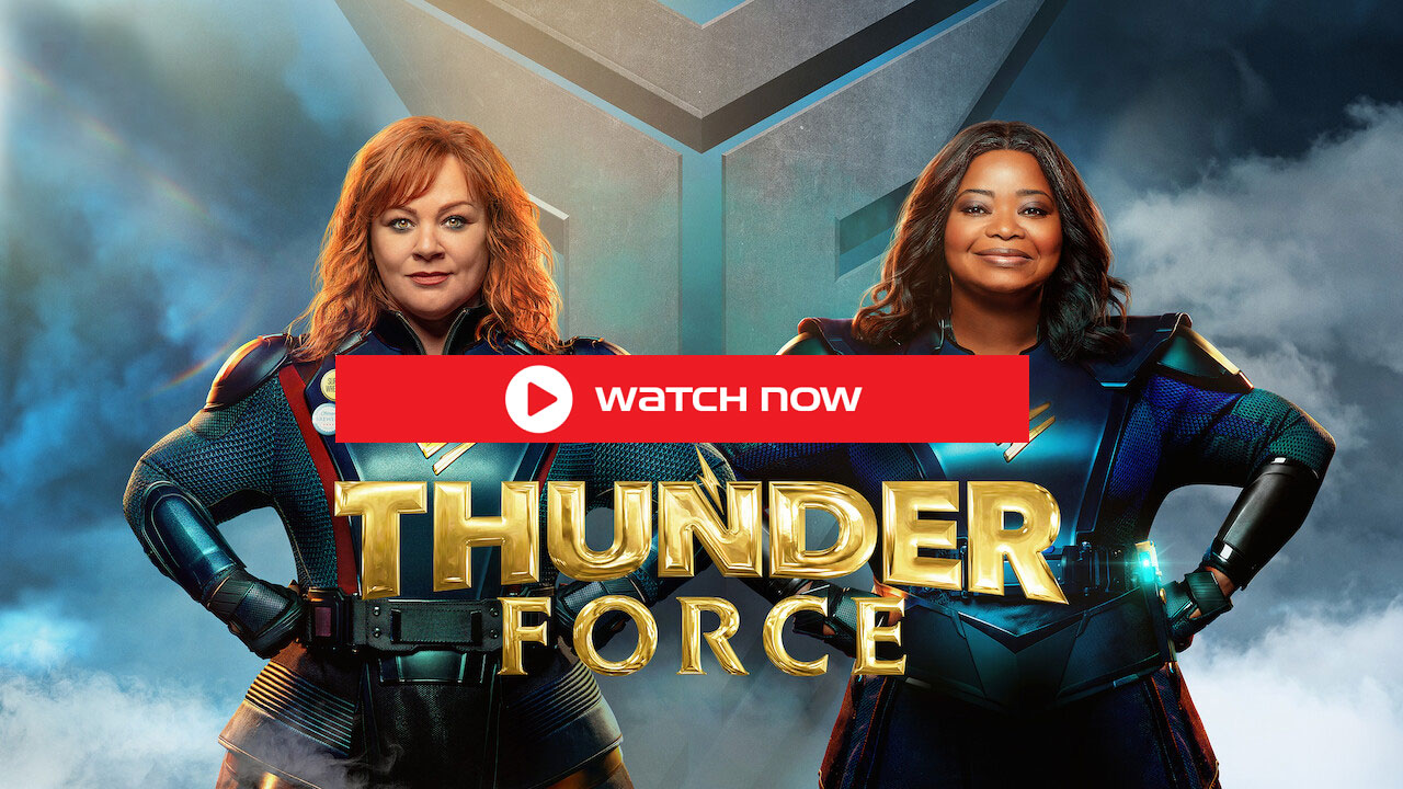 'Thunder Force' is a new superhero film on Netflix. Discover how to watch the action-comedy online for free.