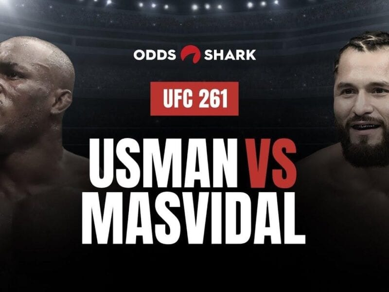 The last time that Kamaru Usman and Jorge Masvidal met was at UFC 251 back in July of last year. Here's how to stream the event live on Reddit.