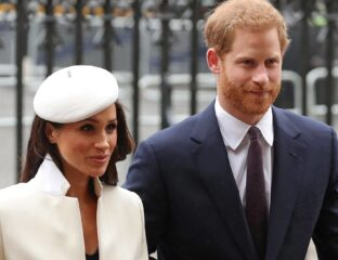 Prince Harry and Prince William are invited to Prince Philip's funeral. But will Meghan Markle attend? Find out if Harry will arrive in the UK alone.
