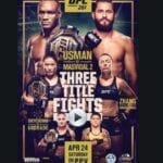 UFC 261 is finally here. Find out how to live stream the Usman vs Masvidal fight for free online.