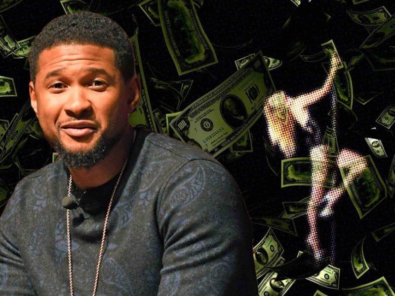 "Did Usher use fake money to pay dancers at the club? Dig in and learn what really happened with the ""Yeah"" singer's fake dollars."
